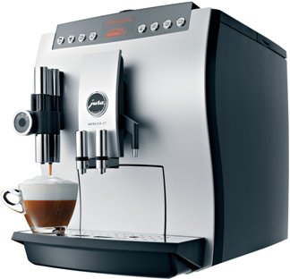 Jura Z7 - One Touch Espresso Coffee Machine